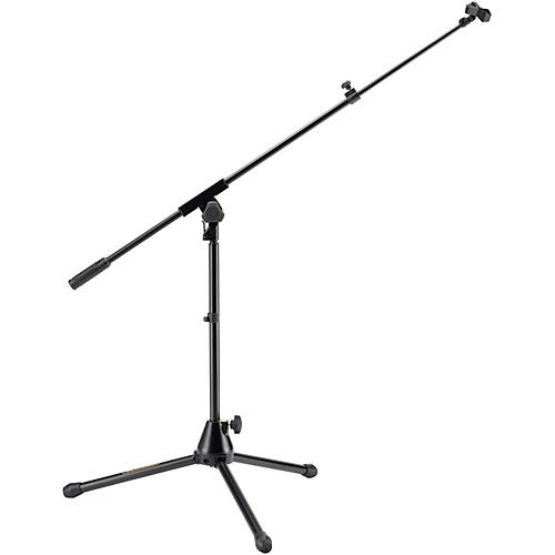 Hercules Stands MS540B Low-Profile Tripod Microphone Boom Stand thumbnail