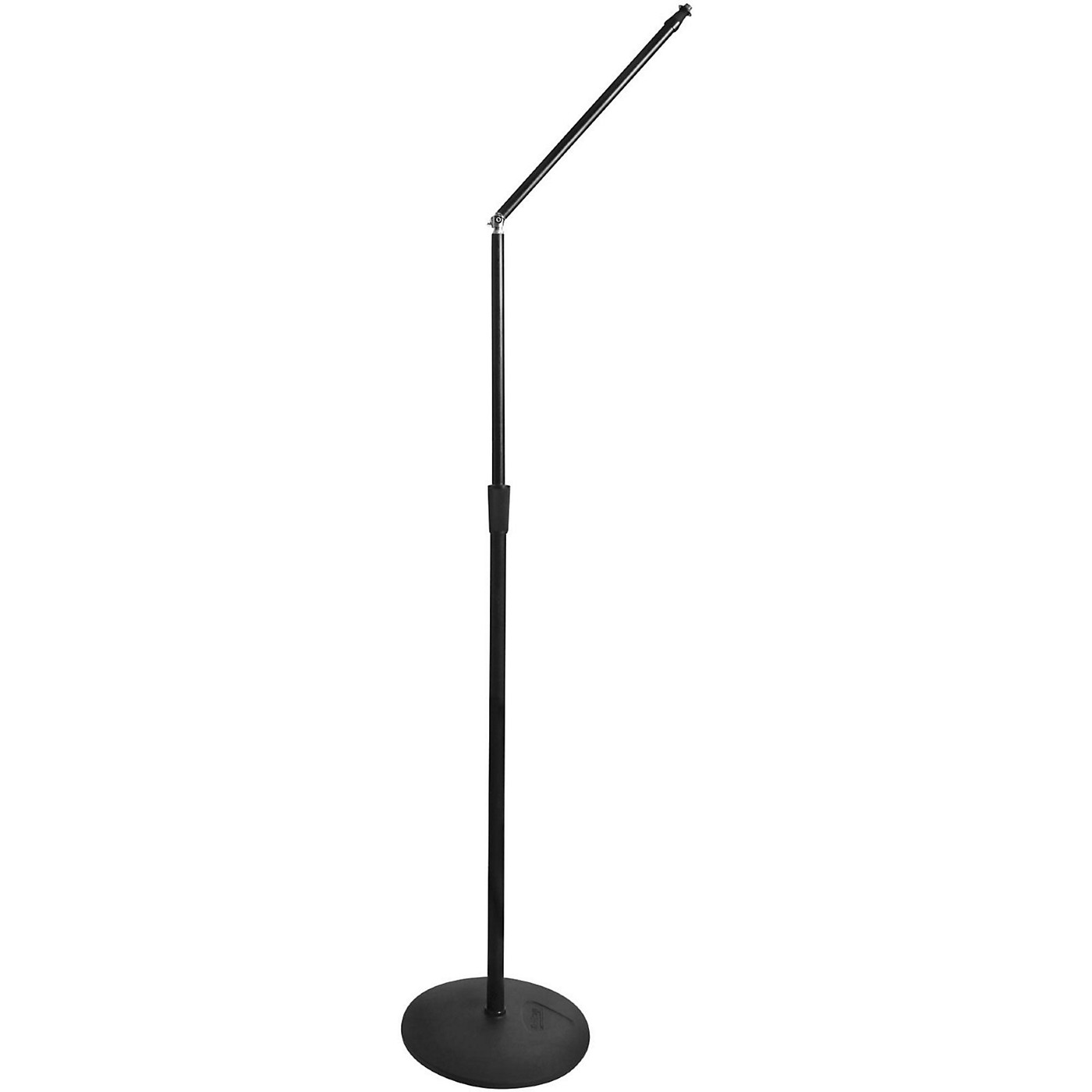 """On-Stage MS8312 Upper Rocker-Lug Mic Stand with 12"""" Low-Profile Base thumbnail"""
