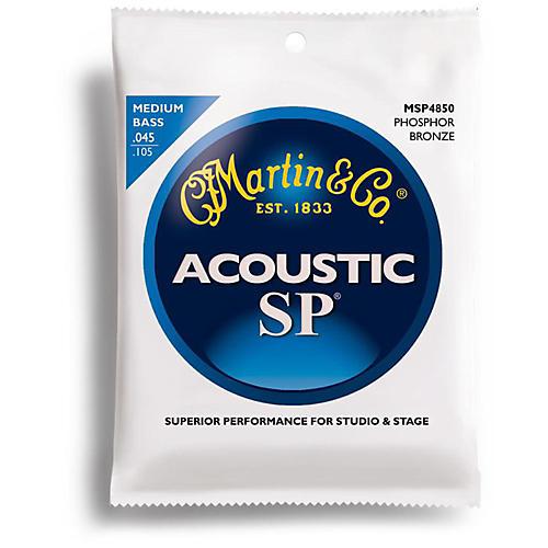 Martin MSP4850 4-String SP Medium Acoustic Bass Strings thumbnail