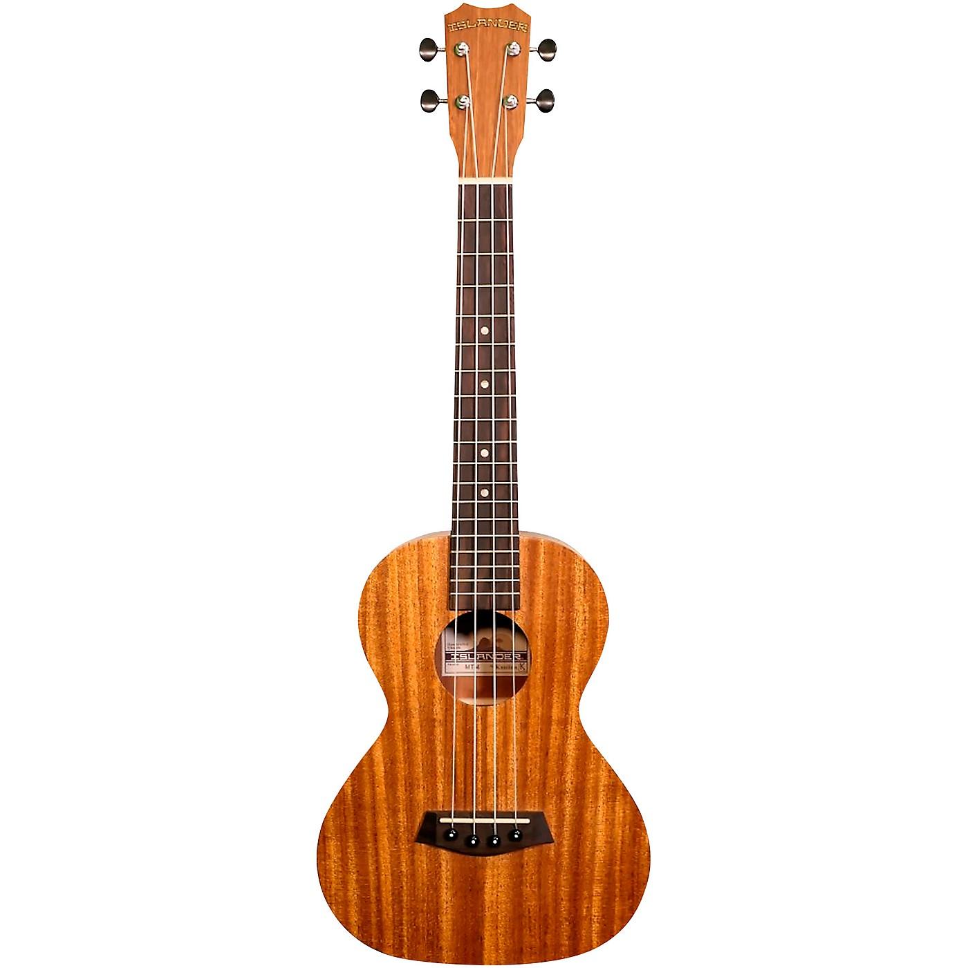 Islander MT-4-EQ Mahogany Top Tenor Acoustic-Electric Ukulele thumbnail