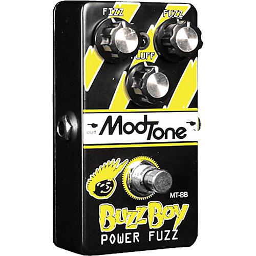Modtone MT-BB Buzz Boy Power Fuzz Guitar Effects Pedal thumbnail