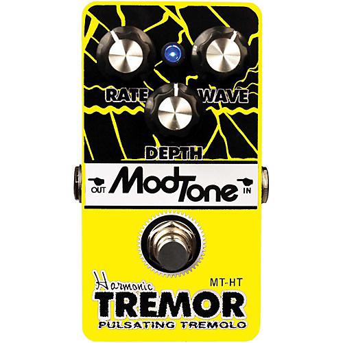 Modtone MT-HART Special Edition Harmonic Tremor Pedal-thumbnail