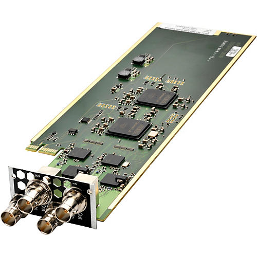 Avid MTRX Dual SDI/HD/3G Embed/De-embed Card with SRC thumbnail
