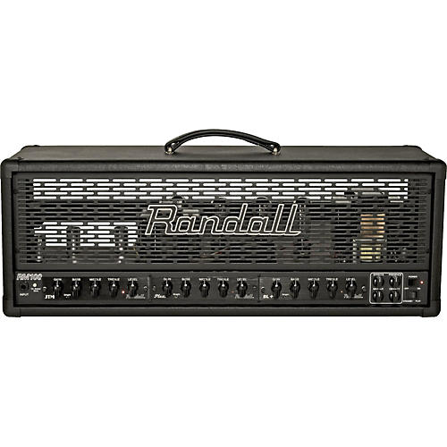 Randall MTS Series RM100MM 100W Tube Guitar Amp Head-thumbnail