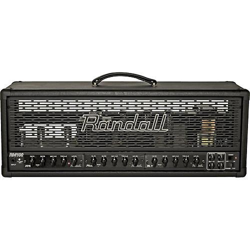Randall MTS Series RM100MM 100W Tube Guitar Amp Head thumbnail
