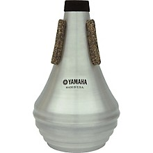 Yamaha MU-TR10S Aluminum Trumpet and Cornet Straight Mute