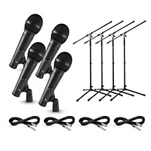 Gear One MV1000 with Cable and Stand (4-Pack)