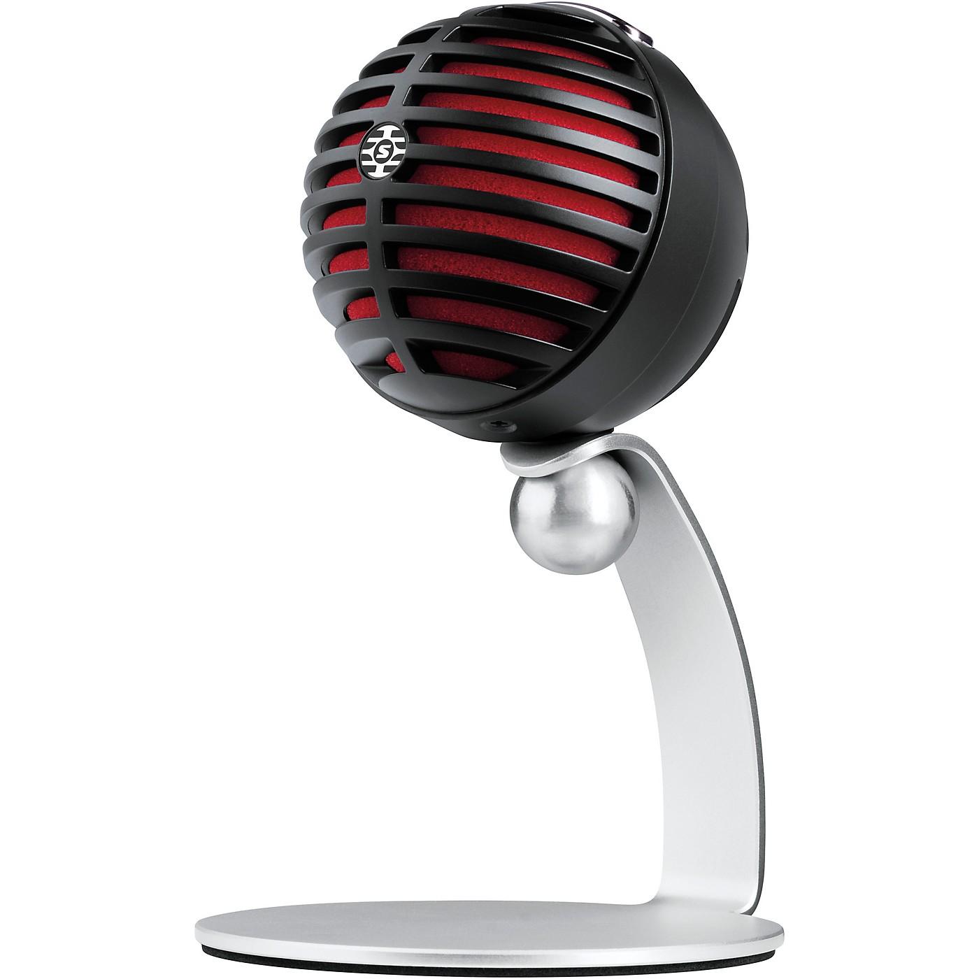 Shure MV5 Home Studio Microphone thumbnail