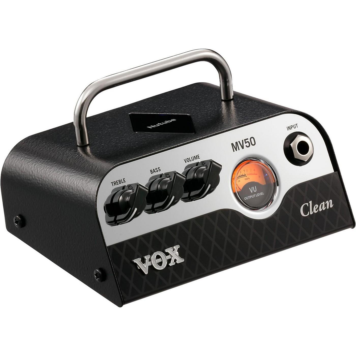 Vox MV50 50W Clean Guitar Amp Head thumbnail