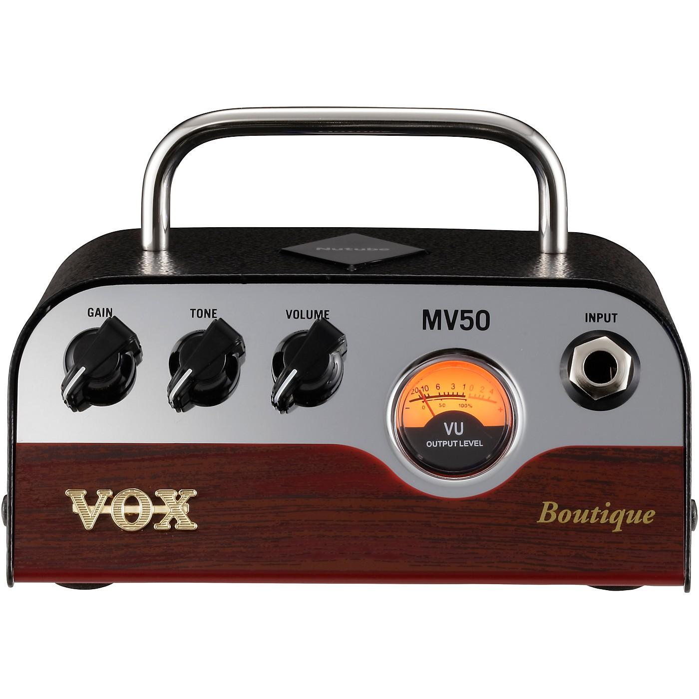 Vox MV50 Boutique 50W Guitar Amplifier Head thumbnail