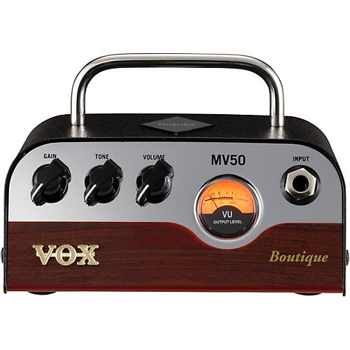 Vox MV50 Boutique 50W Guitar Amplifier Head thumbnail