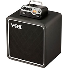 Vox MV50CL Clean 50W Guitar Amp Head and BC108 25W 1x8 Guitar Speaker Cab