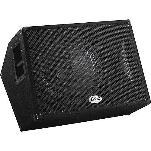 B-52 MX-MN15 15 Inch Two Way Stage Monitor 300 Watts thumbnail