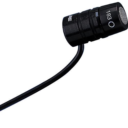 Shure MX183 Microflex Lavalier Microphone thumbnail