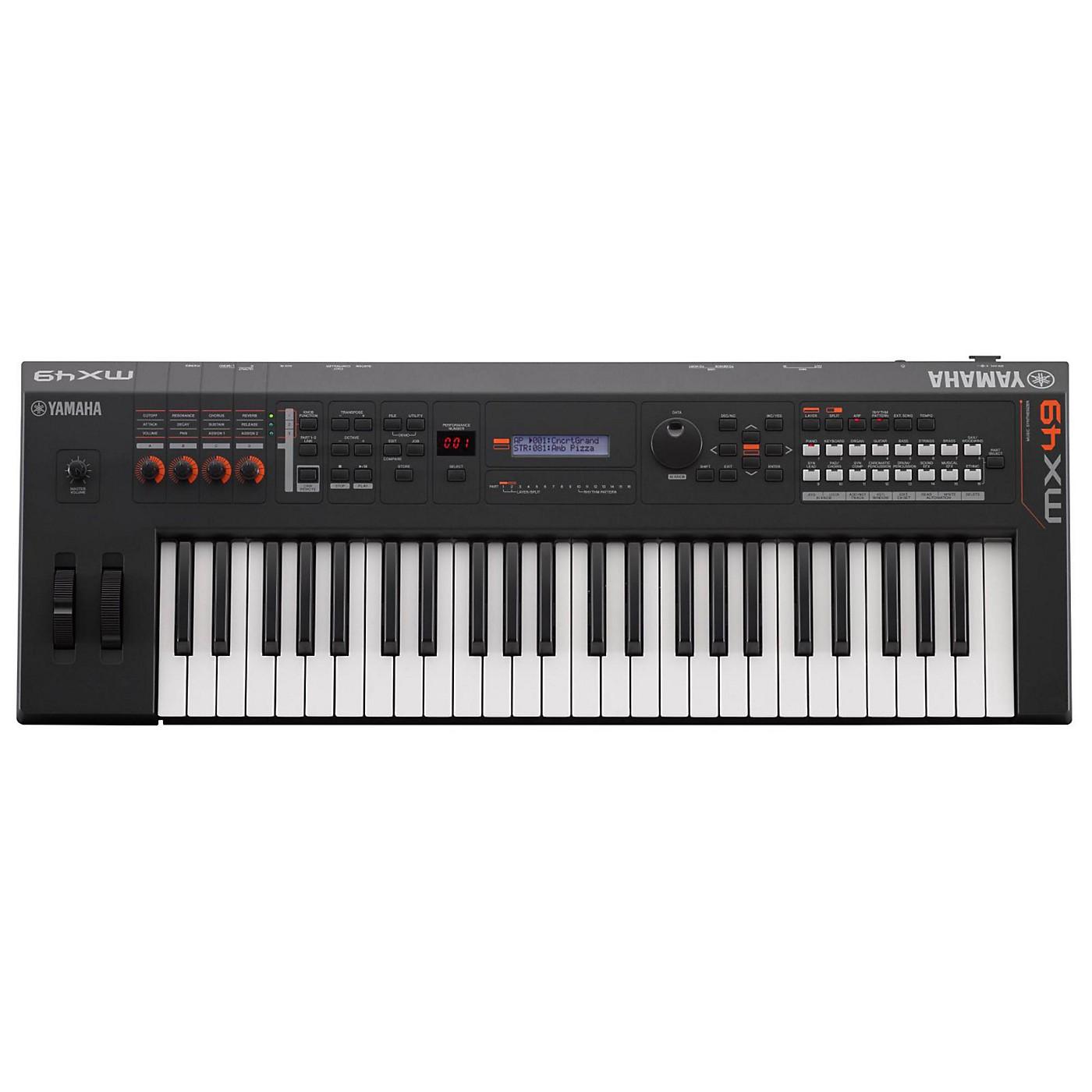 Yamaha MX49 49 Key Music Production Synthesizer thumbnail