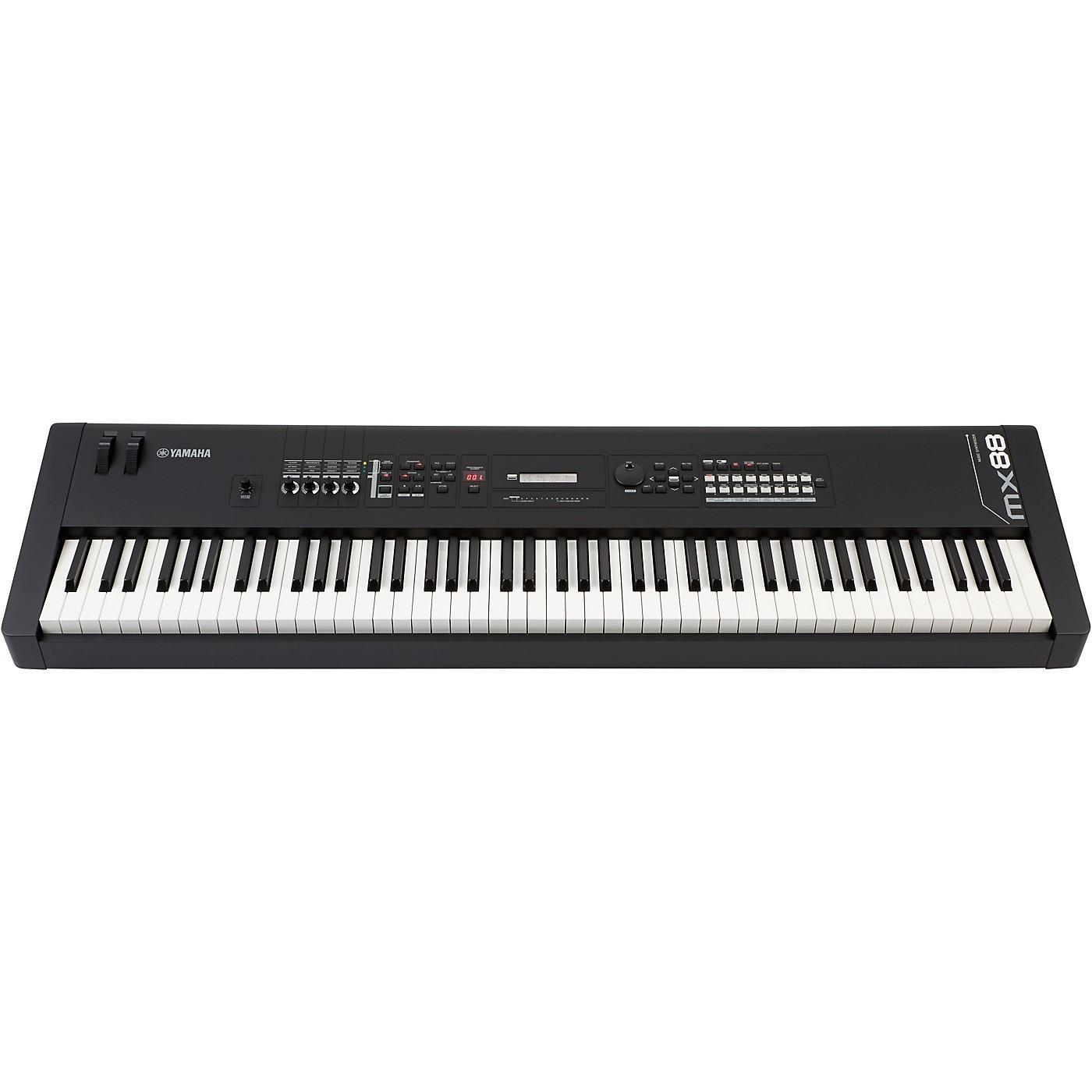 Yamaha MX88BK Music Synthesizer thumbnail