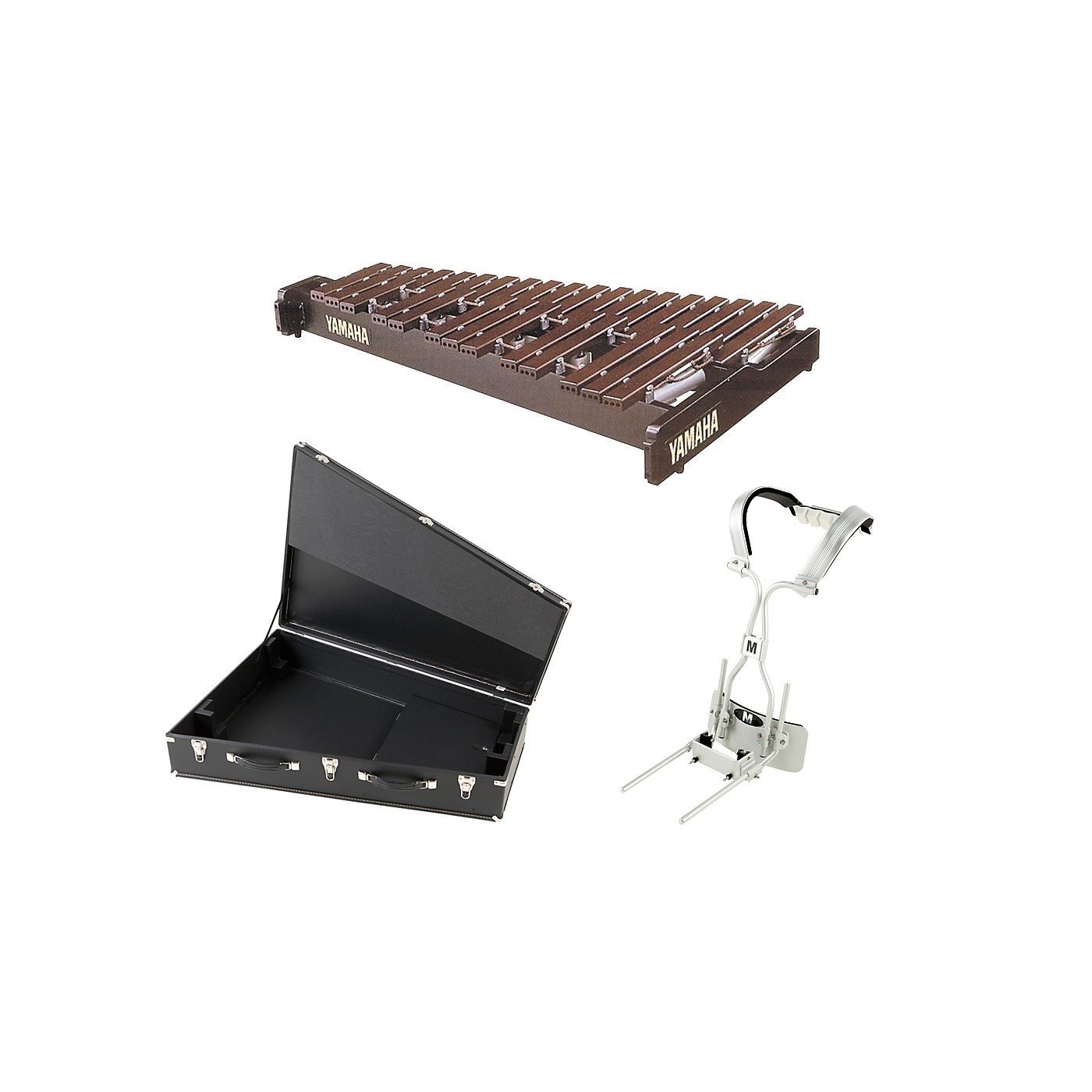 Yamaha MXL-32FWC  Multi-Application Xylophone with Carrier and Case thumbnail