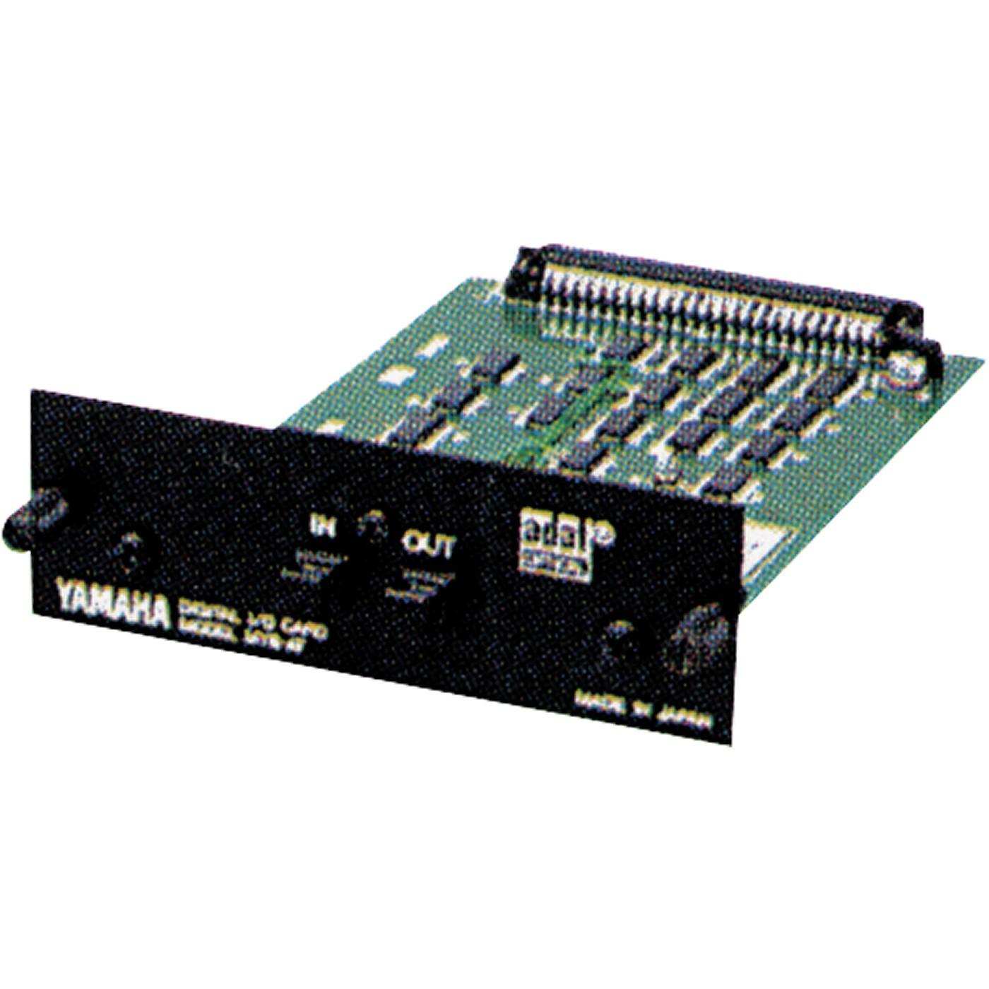 Yamaha MY8AT 8-Channel Digital I/O ADAT Card for 01V thumbnail