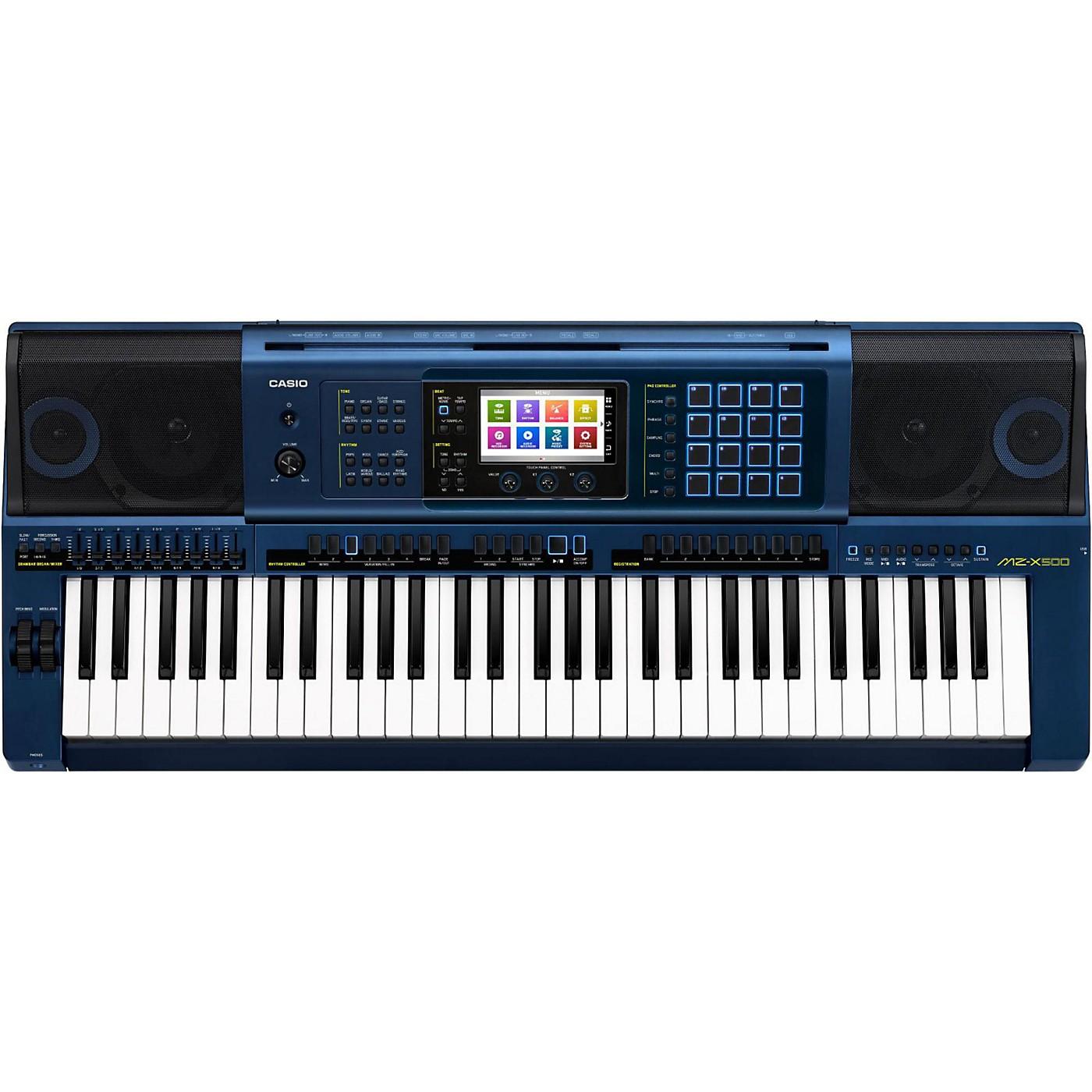 Casio MZ-X500 Music Arranger thumbnail