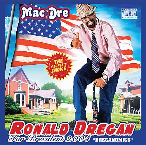 Alliance Mac Dre - Ronald Dregan - Dreganomics thumbnail