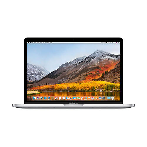 Apple MacBook Pro 13 in. with Touch Bar System 2.3GHz i5 256GB Silver thumbnail