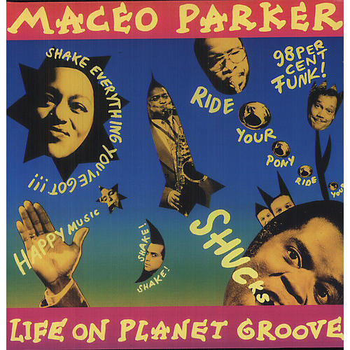 Alliance Maceo Parker - Life on Planet Groove thumbnail