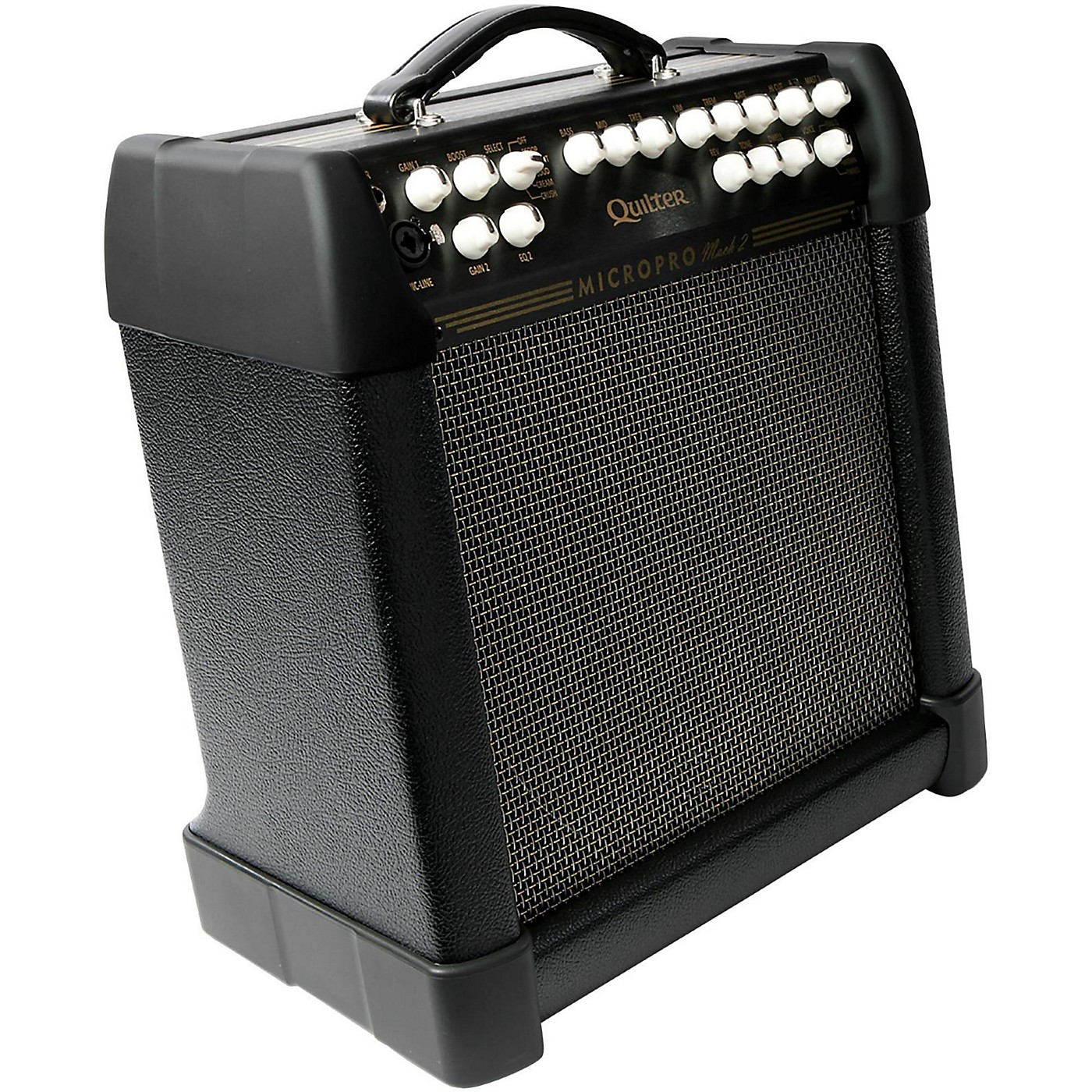 Quilter Labs Mach2-COMBO-12 Micro Pro 200 Mach 2 12 200W 1x12 Guitar Combo Amplifier thumbnail