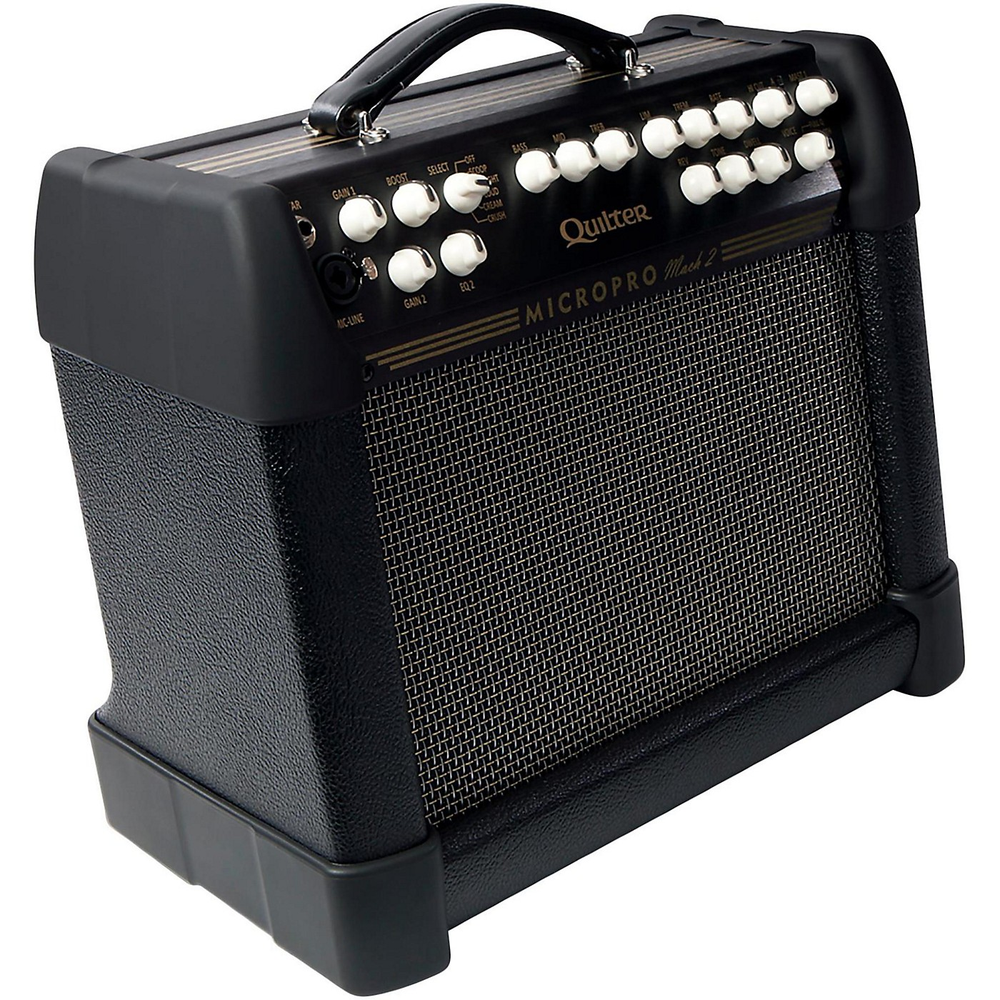 Quilter Labs Mach2-COMBO-8 Micro Pro 200 Mach 2 200W 1x8 Guitar Combo Amp thumbnail