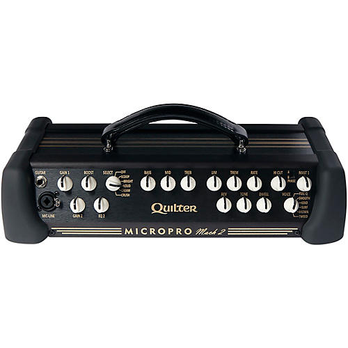 Quilter Labs Mach2-HEAD MicroPro Guitar Amplifier Head thumbnail