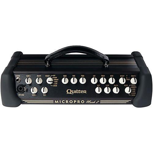 Quilter Labs Mach2-HEAD MicroPro Guitar Amplifier Head thumbnail