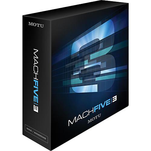 MOTU MachFive 3 thumbnail