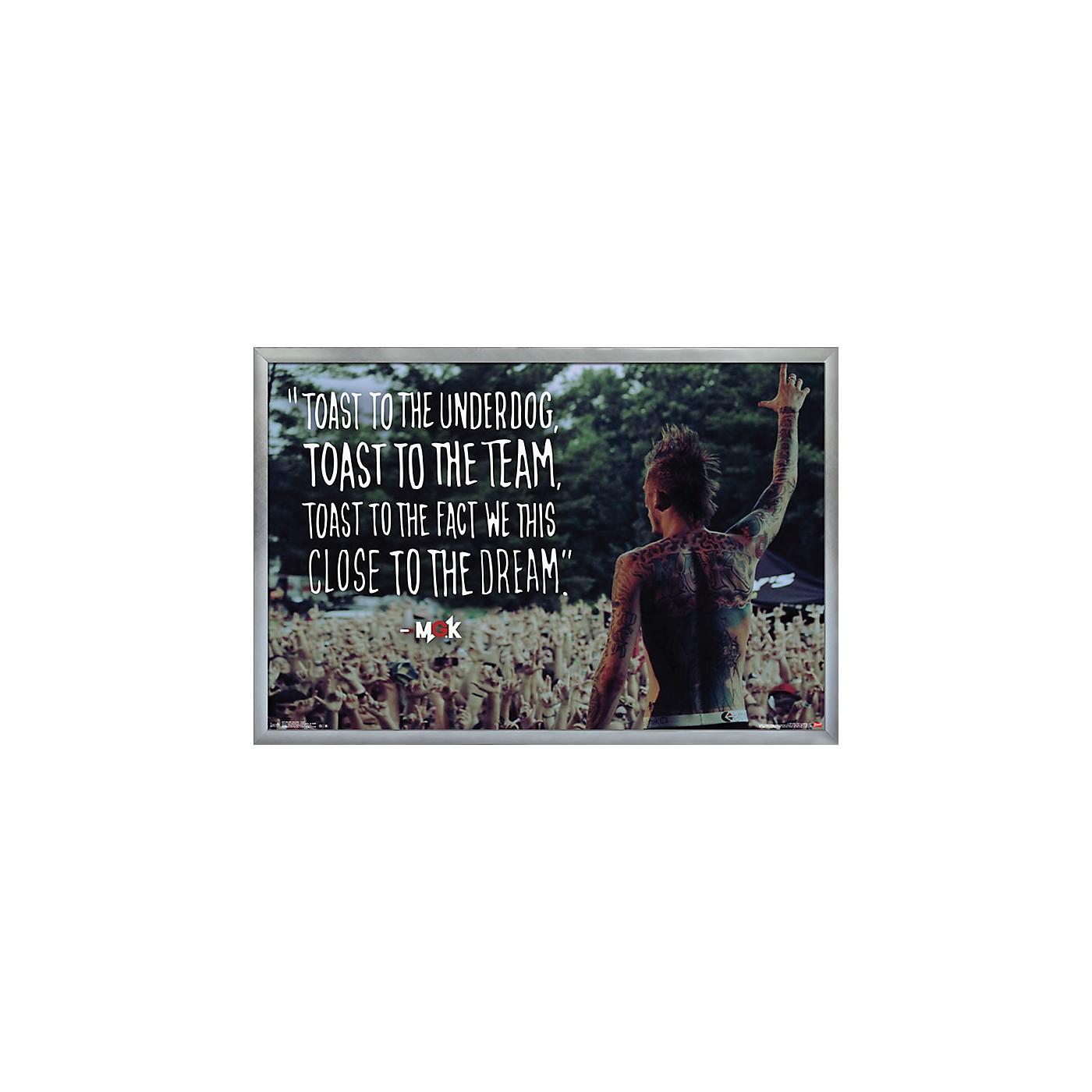 Trends International Machine Gun Kelly - Crowd Poster thumbnail