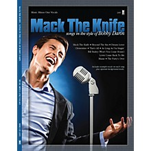 Music Minus One Mack the Knife (Songs in the Style of Bobby Darin) Music Minus One Series Softcover with CD
