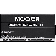 Mooer Macro Power S8 Effects Power Supplies
