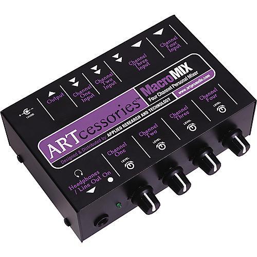 ART MacroMIX Mini Mixer thumbnail