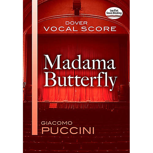 Alfred Madama Butterfly - Vocal Score thumbnail