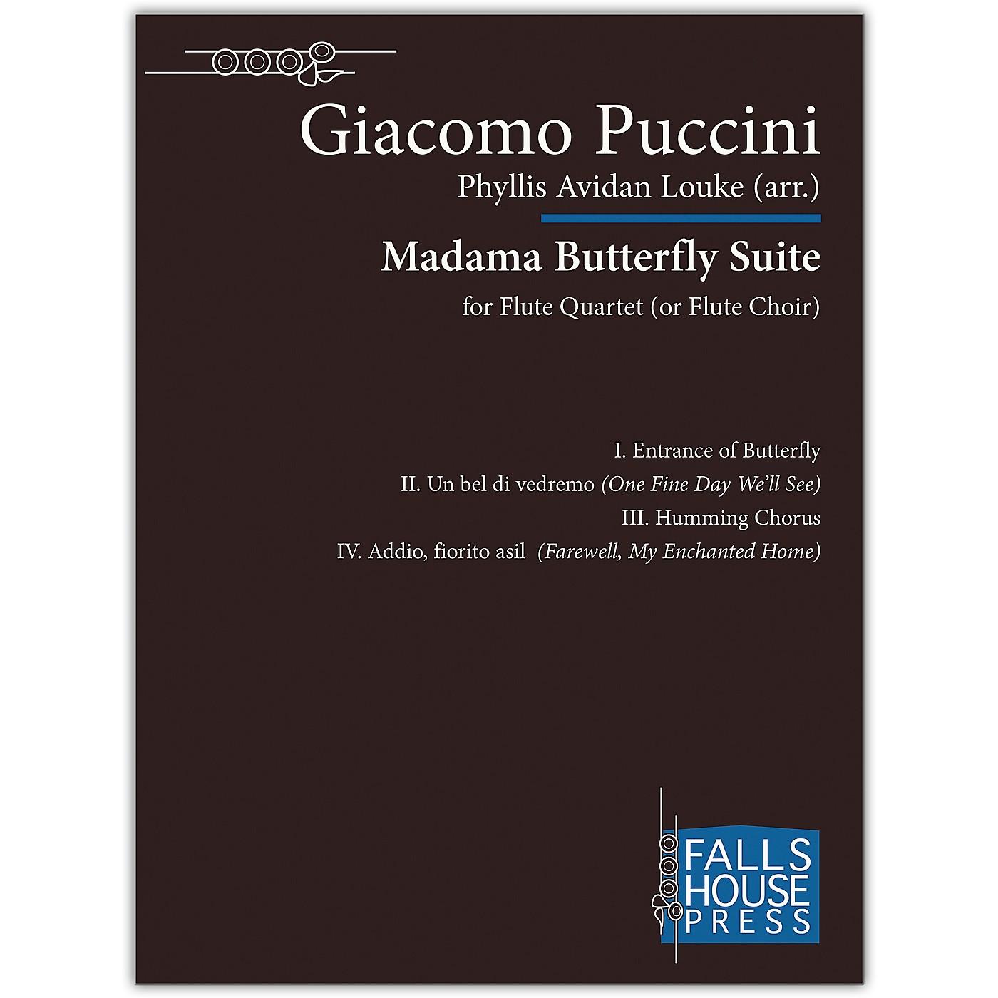 Carl Fischer Madama Butterfly Suite thumbnail