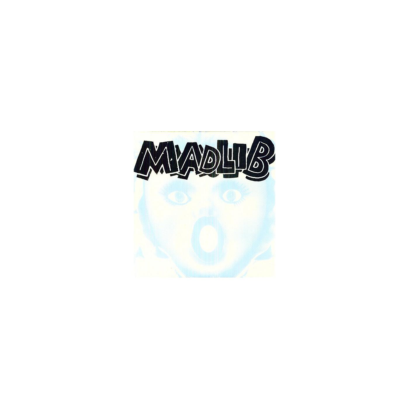 Alliance Madlib - Medicine Show 12 (Raw Medicine) / 13 (Black Tape) thumbnail
