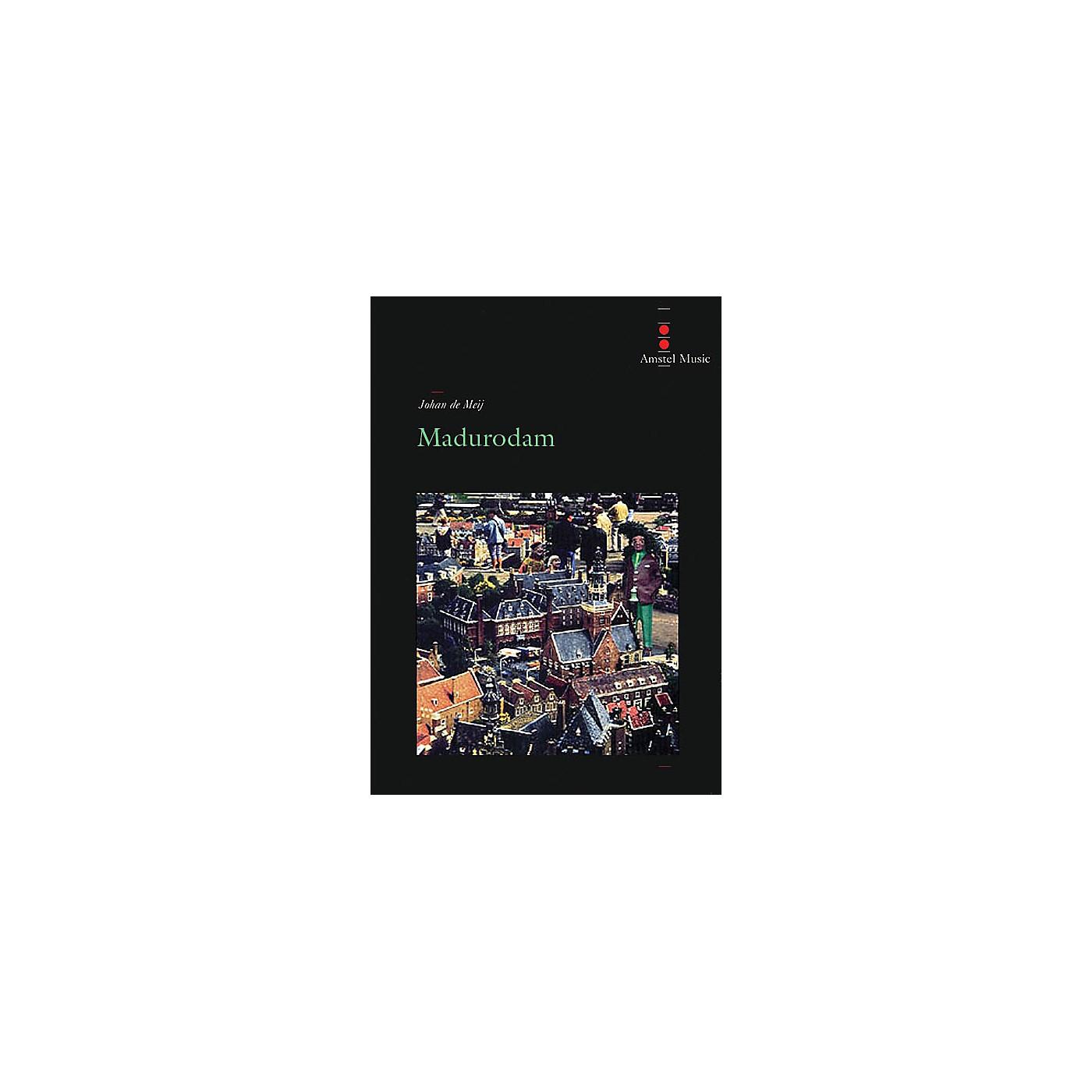 Amstel Music Madurodam (Score with CD) Concert Band Level 3 Composed by Johan de Meij thumbnail