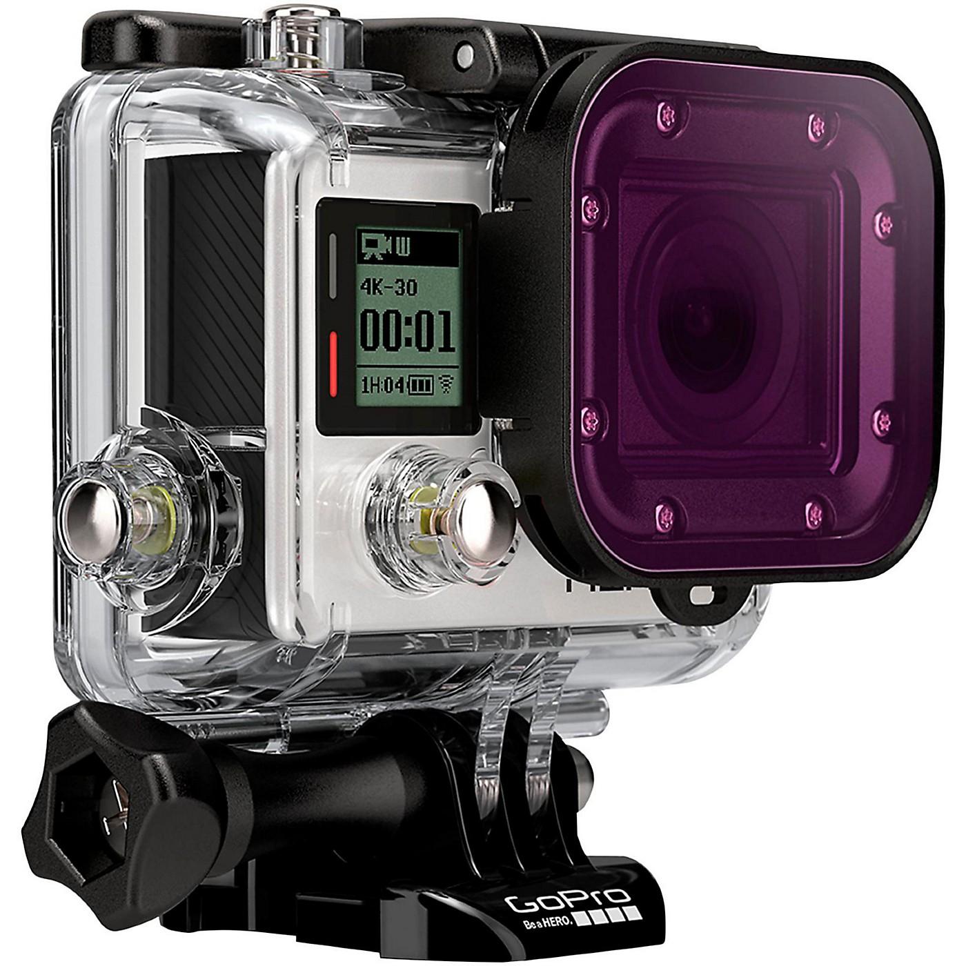 GoPro Magenta Dive Filter (for Dive & Wrist Housing) thumbnail