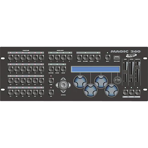 Elation Magic 260 - 260-Channel DMX Controller-thumbnail