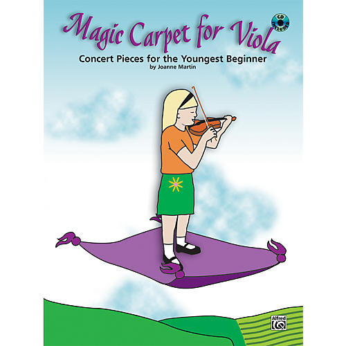 Alfred Magic Carpet: Concert Pieces for the Youngest Beginners thumbnail