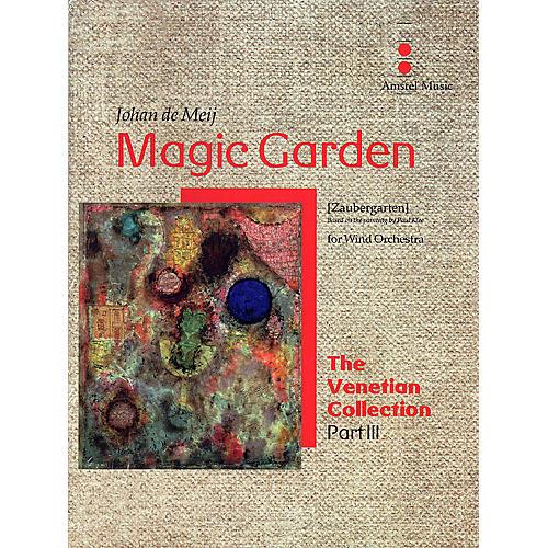 Amstel Music Magic Garden (The Venetian Collection) Concert Band Level 5 Composed by Johan de Meij thumbnail