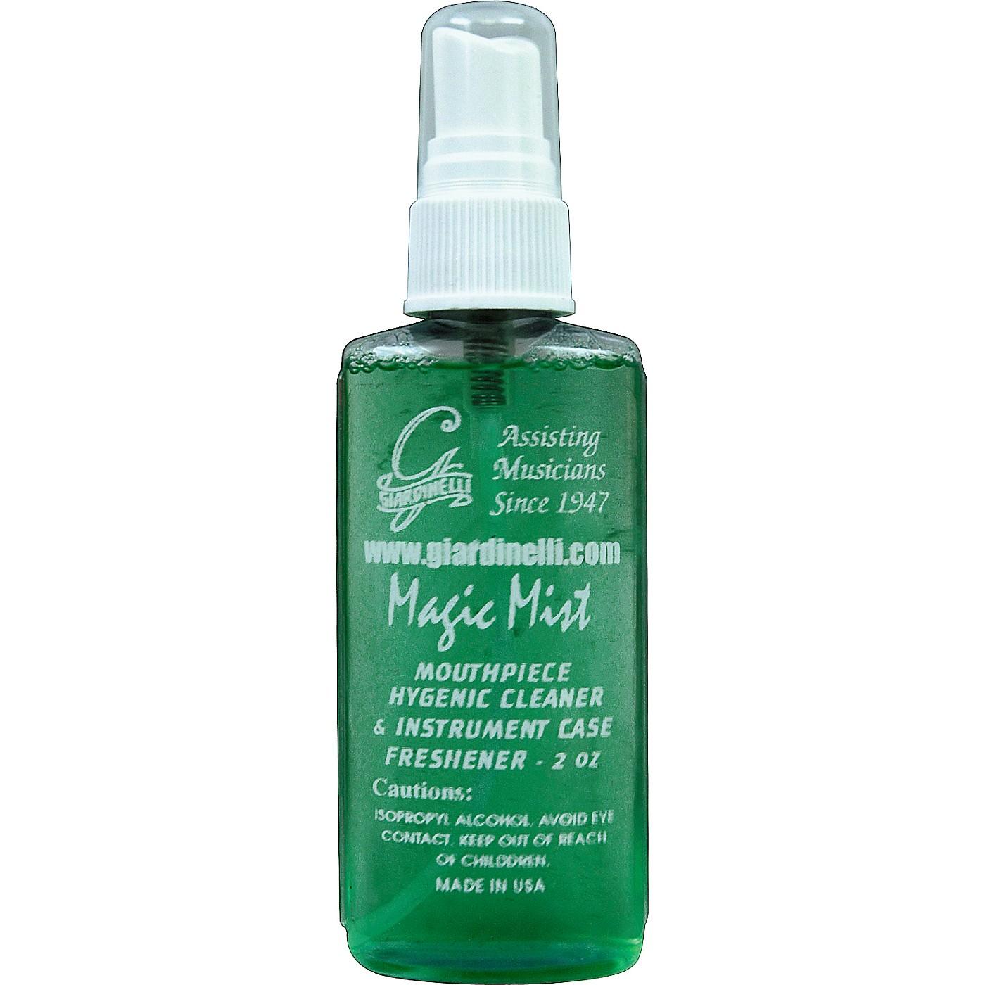 Giardinelli Magic Mist Hygienic Mouthpiece Cleaner thumbnail