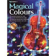 De Haske Music Magical Colours De Haske Play-Along Book Series Softcover with CD Written by Jos van den Dungen