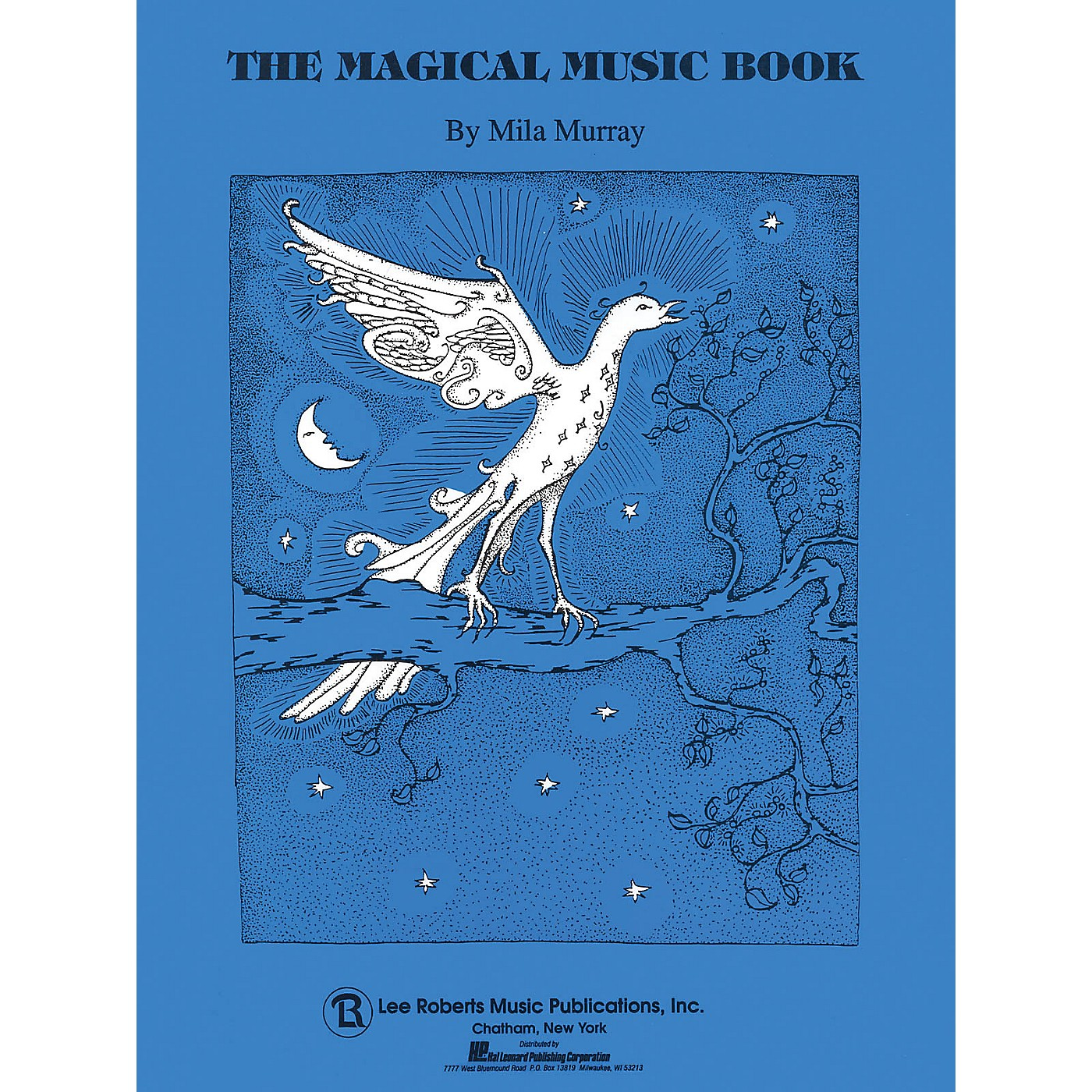 Lee Roberts Magical Music Book (Piano Solo) Pace Piano Education Series Composed by Mila Murray thumbnail