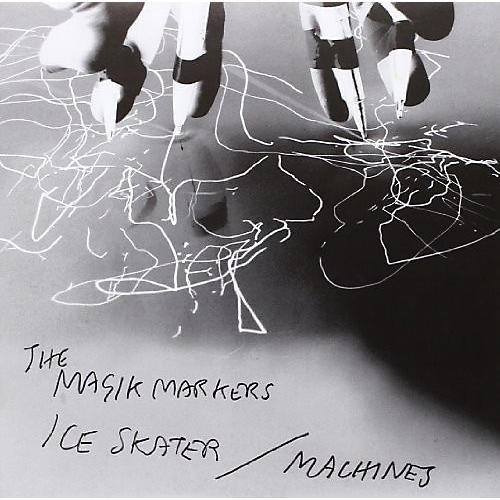 Alliance Magik Markers - Ice Skater B/W Machines thumbnail