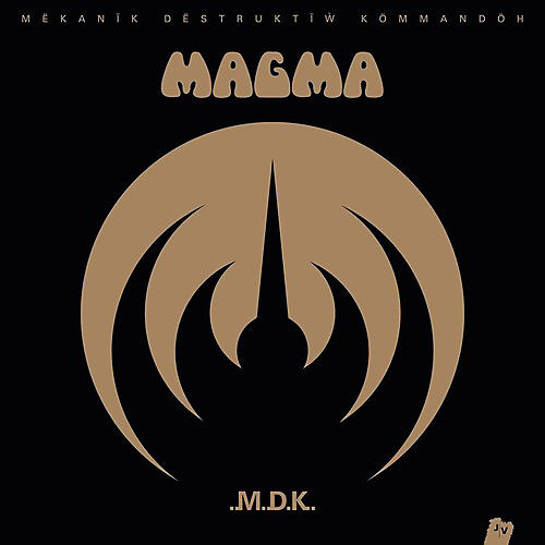 Alliance Magma - Mekanik Destruktiw Kommandoh thumbnail