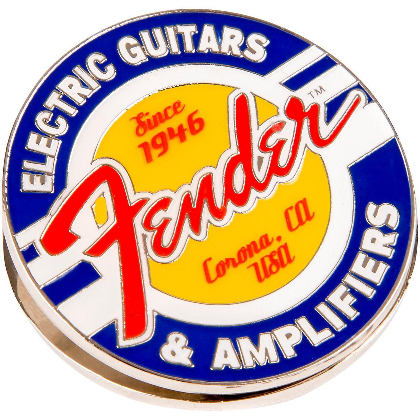 Fender Magnet Clip Guitars and Amps Logo thumbnail