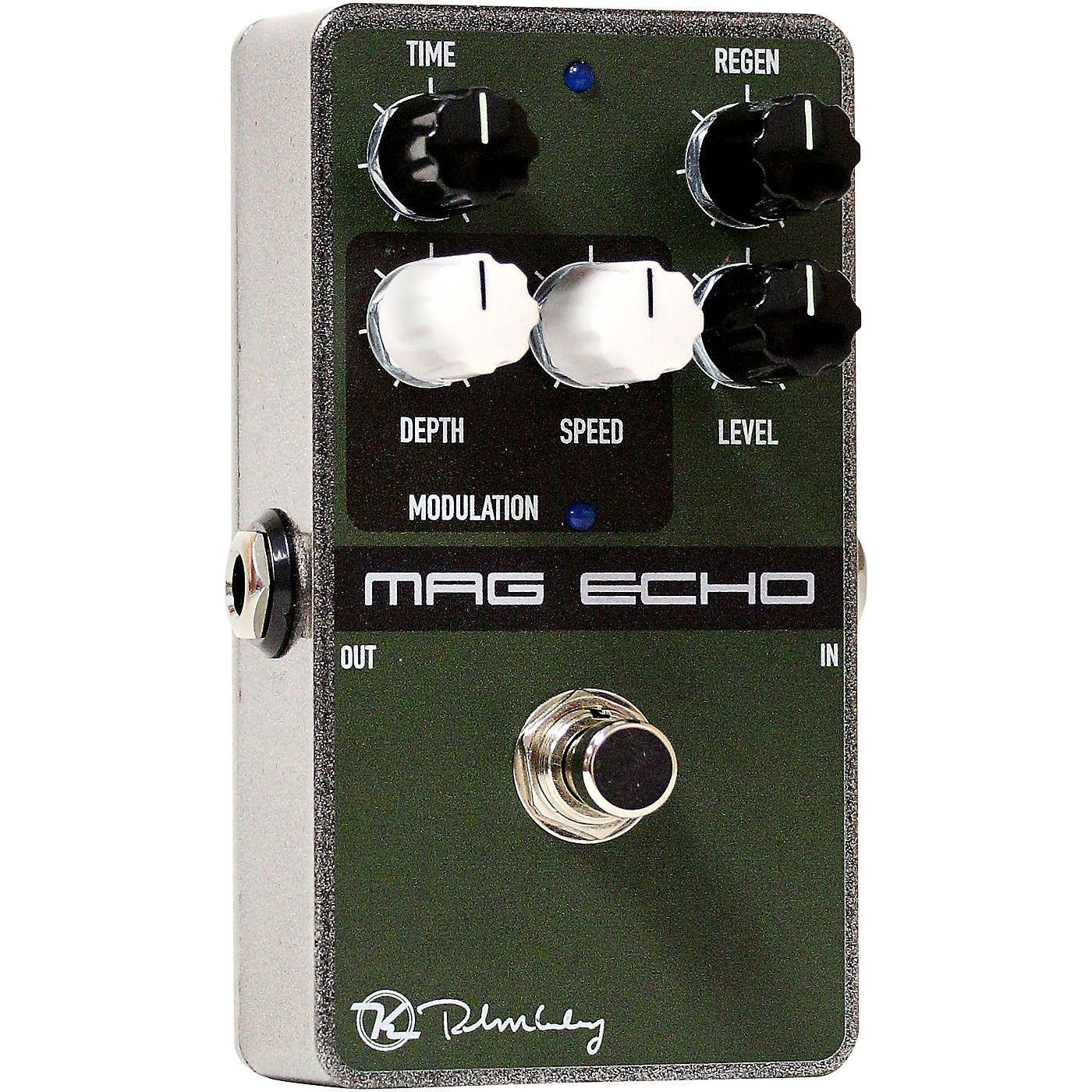 Keeley Magnetic Echo Delay Guitar Effects Pedal thumbnail